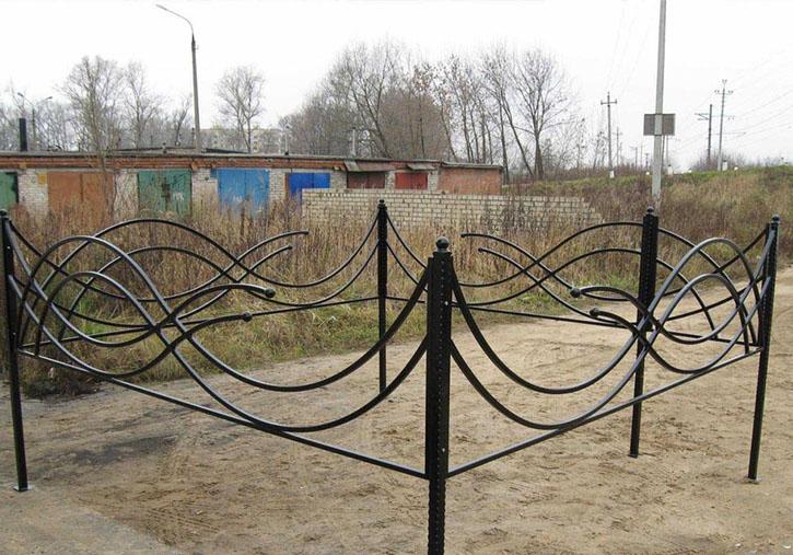 кованые ограды (1)
