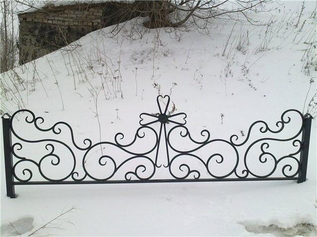 кованые ограды (58)