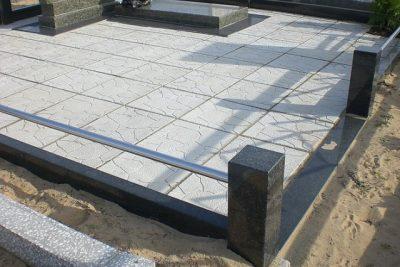 Тротуарная плитка на могилку
